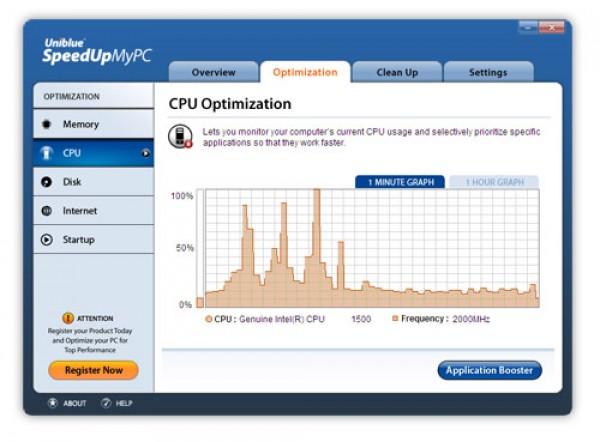See what SpeedUpMyPC 3 looks like.