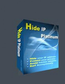 скриншот Hide IP Platinum
