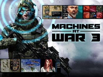скриншот Machines at War 3