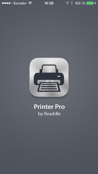 скриншот Printer Pro for iPhone