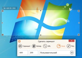 скриншот Icecream Screen Recorder