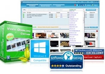 скриншот Apowersoft Video Download Capture