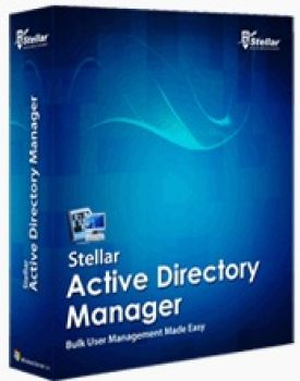 скриншот Stellar Active Directory Manager
