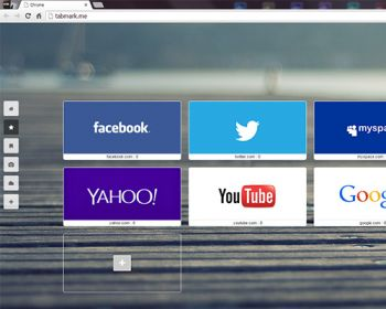 скриншот TabMark NewTab Speed Dial Extension для Google Chrome