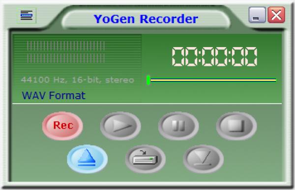 YoGen Recorder 3.5.0.