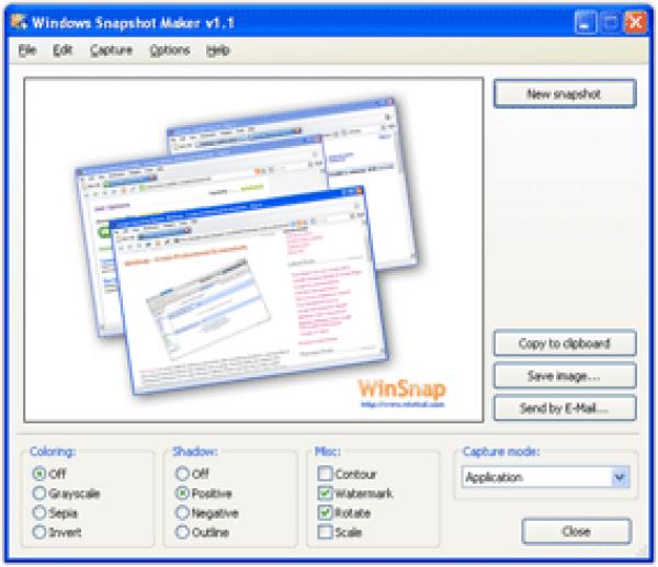 WinSnap v3.0.7 (NTWind Software) скачать + кряк WinSnap v3.0.7 (NTWind Soft