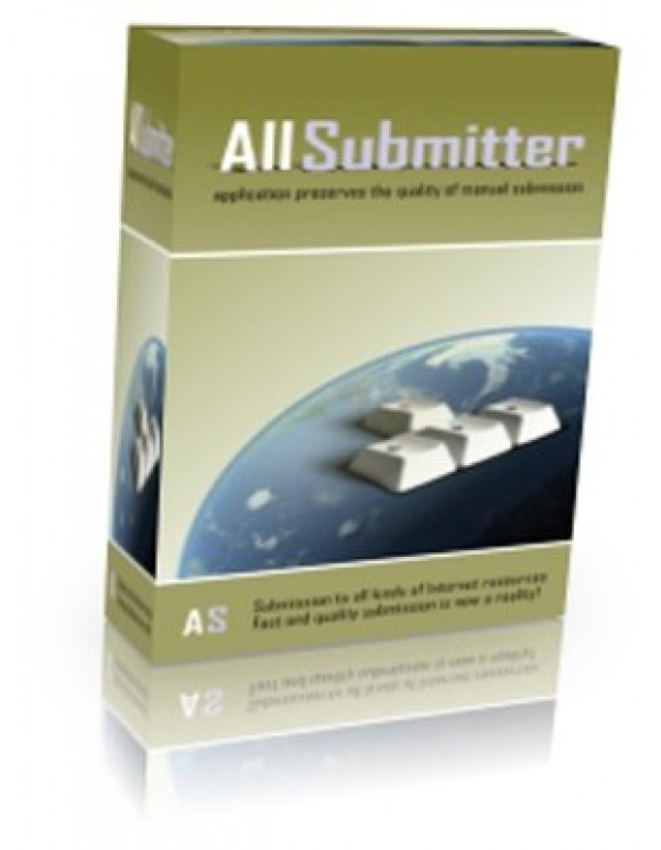 AllSubmitter 5.3.3 / Cracked + база сайтов. Софт.