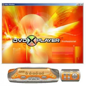 скриншот DVD X Player