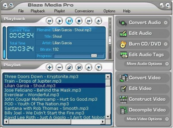 Download Media Burning Software