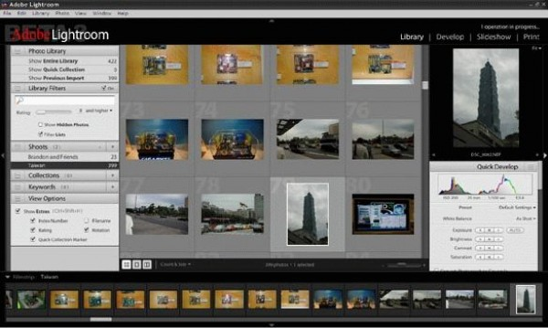 Adobe Photoshop Lightroom 1.4.