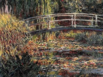 скриншот Claude Monet Screensaver - 250 Paintings