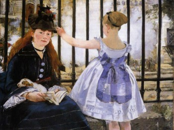 скриншот Edouard Manet Screensaver - 135 Paintings
