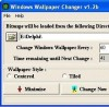 фото Windows Wallpaper Changer  0.2