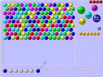 скриншот Bubble Shooter