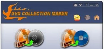 скриншот DVD Collection Maker
