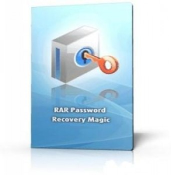 скриншот RAR Password Recovery Magic