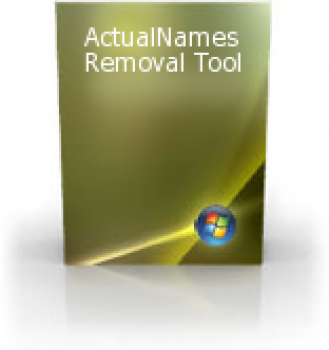 скриншот Actual Names Removal Tool