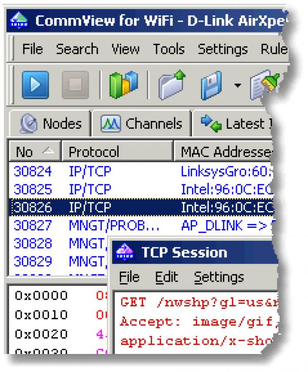 tamosoft commview for wifi crack