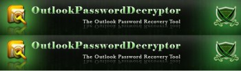 скриншот OutlookPasswordDecryptor
