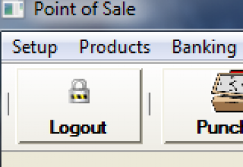 скриншот Point of Sale