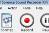 фото Sonarca Sound Recorder XiFi 3.6.1