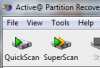 фото Active Partition Recovery  6.0