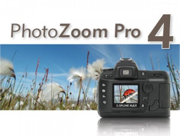 скриншот PhotoZoom Professional  4.0.8