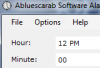 Abluescarab Software Alarm  - Best-soft.ru