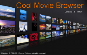 скриншот Cool Movie Browser