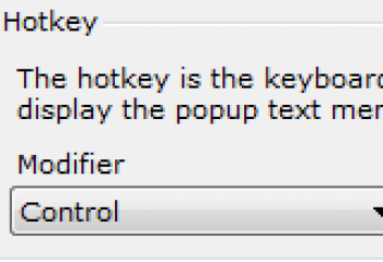 скриншот Dolphin Text Editor Menu