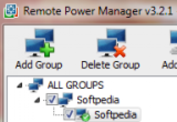 скриншот Remote Power Manager