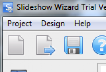 скриншот Slideshow Wizard