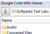 фото Google Code Wiki Viewer  0.4