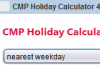 фото Holiday Calculator  4.7 Build 9411