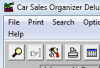 фото Car Sales Organizer Deluxe  3.7