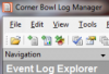 фото Corner Bowl Log Manager  11.0.0.60