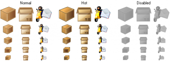 скриншот Perfect Logistic Icons