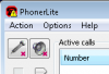 фото PhonerLite  1.91 Beta / 1.90