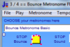 Bounce Metronome  - Best-soft.ru