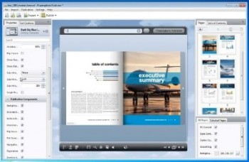 скриншот FlippingBook™ Publisher 2.1