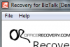 фото Recovery for BizTalk  1.1 Build 15337