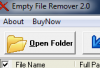 Empty File Remover  - Best-soft.ru