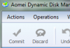 Aomei Dynamic Disk Manager Home Edition - Best-soft.ru