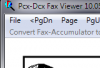 фото Pcx-Dcx Fax Viewer  11.08.01