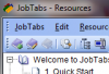 фото JobTabs  2011 5.0 Revision 1665
