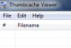 фото Thumbcache Viewer  3.0