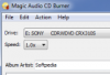фото Magic Audio CD Burner  7.4.0.10