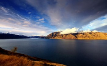 скриншот Lake Hawea