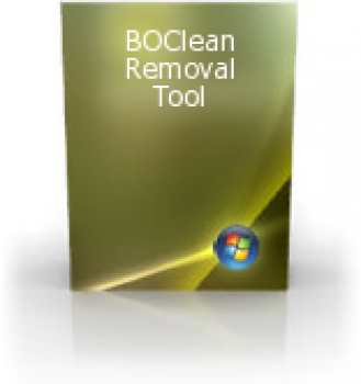 скриншот BOClean Removal Tool