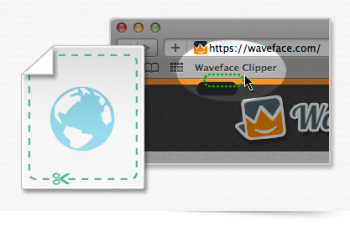 скриншот Waveface Web Clipper for Chrome